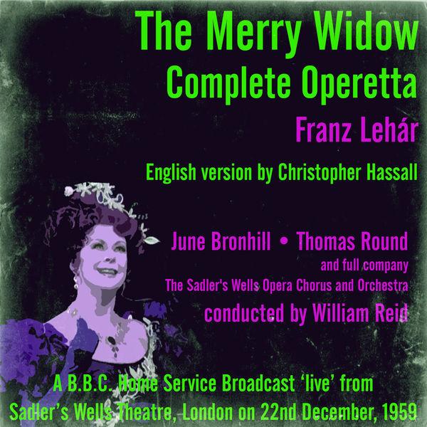 Franz Lehar - Franz Lehár: The Merry Widow Broadcast 1959