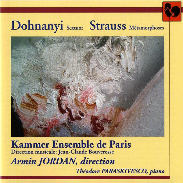 Ernst von Dohnányi|Dohnányi: Sextet – Strauss: Métamorphosen