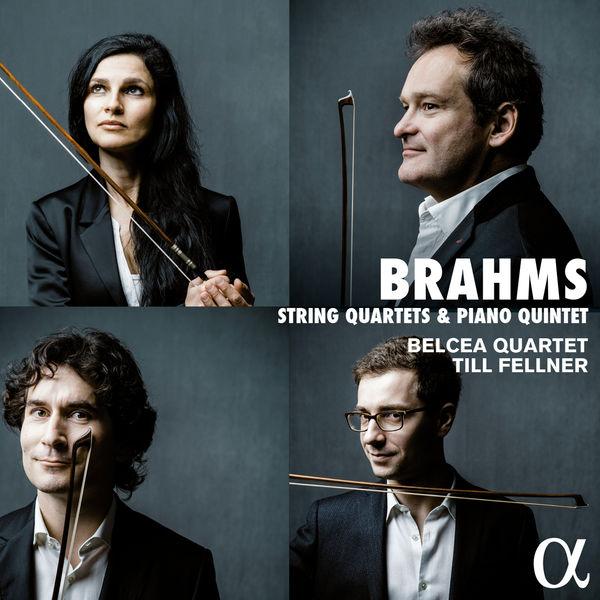 Belcea Quartet - Brahms: String Quartets & Piano Quintet