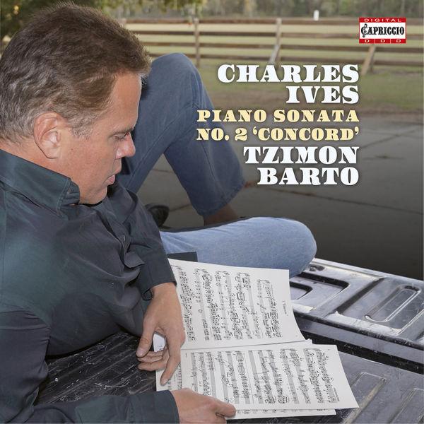 """Tzimon Barto - Ives: Piano Sonata No. 2 """"Concord, Mass., 1840-60"""""""