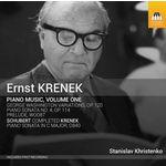 Stanislav Khristenko Krenek: Piano Music, Vol. 1