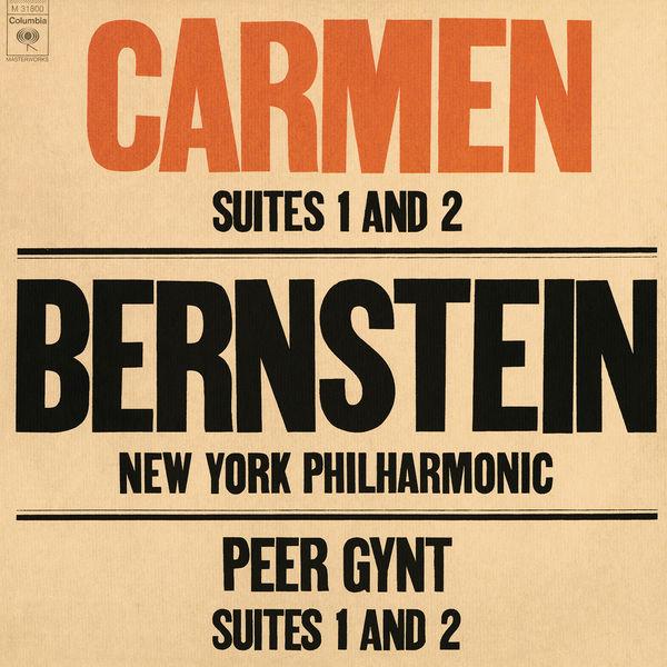 Leonard Bernstein - Bizet: Carmen Suites Nos. 1 & 2 - Grieg: Peer Gynt Suites Nos. 1 & 2