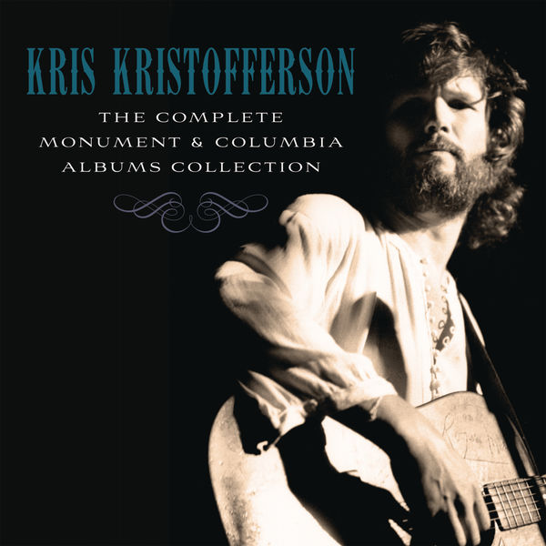 Kris Kristofferson - The Complete Monument & Columbia Albums Collection (16 CD)