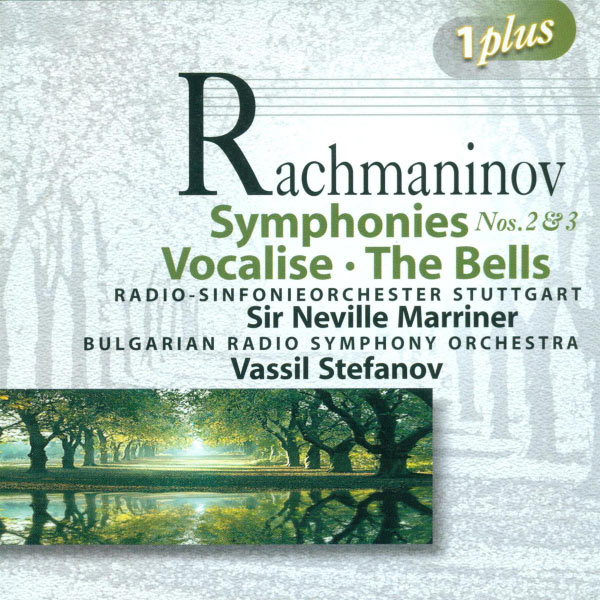 Radio-Sinfonieorchester Stuttgart des SWR - Rachmaninov, S.: Symphonies Nos. 2 and 3 /  (The Bells)