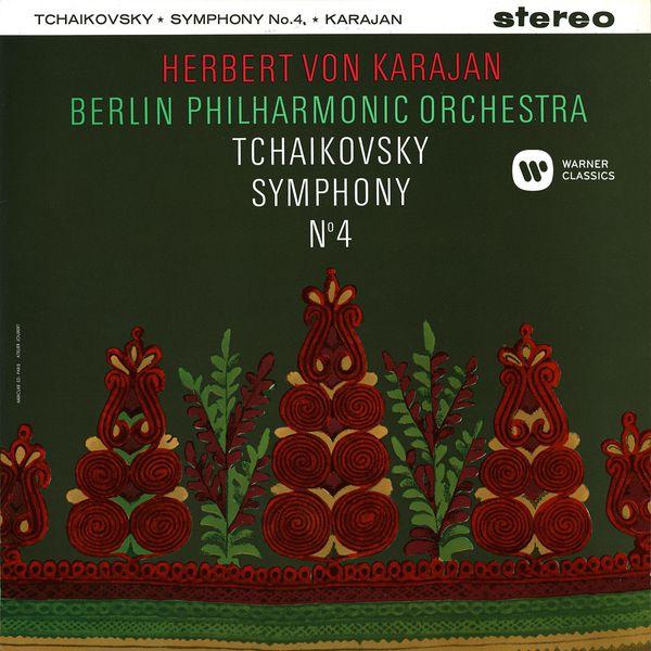 Herbert von Karajan - Tchaikovsky: Symphony No. 4 (Édition StudioMasters)