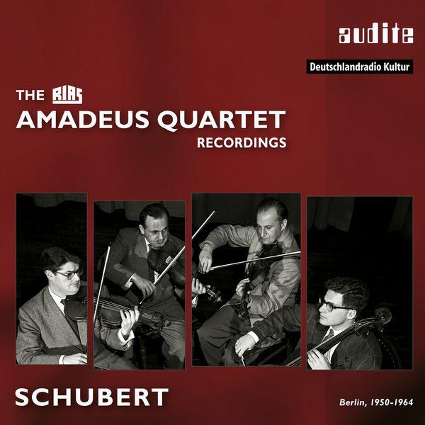 Amadeus Quartet - Schubert: String Quartets (The RIAS Amadeus Quartet Recordings, Vol. II)