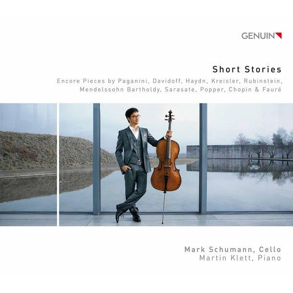 Mark Schumann - Short Stories