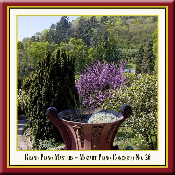 Pawel Przytocki - Grand Piano Masters: Mozart: Piano Concerto No. 26, 'Coronation'