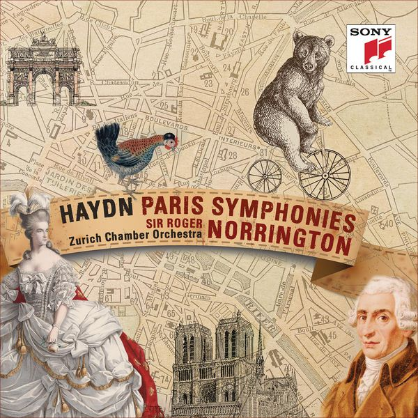 Roger Norrington - Haydn: The Paris Symphonies