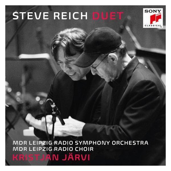 Kristjan Järvi - Steve Reich - Duet