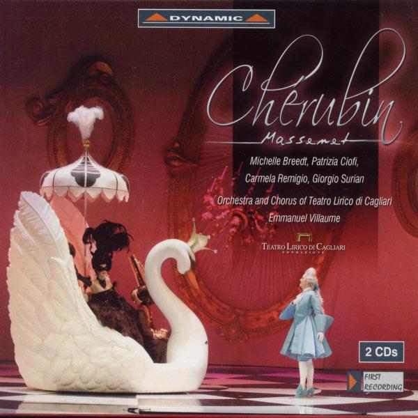 Michelle Breedt - Massenet: Cherubin