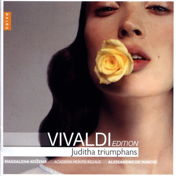 Alessandro De Marchi - Antonio Vivaldi : Juditha Triumphans