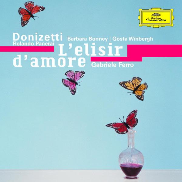 Orchestre du Mai Musical Florentin  - Donizetti : L'elisir d'amore (L'Elixir d'amour)