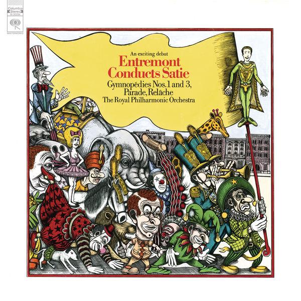 Philippe Entremont - Entremont Conducts Satie