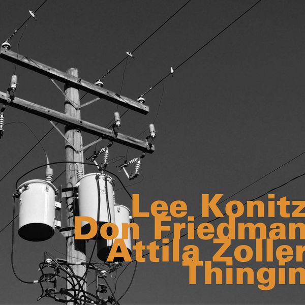 Lee Konitz - Thingin (Live)