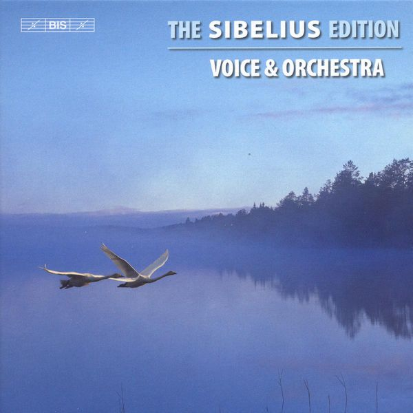 Various Artists - Sibelius Edition, Vol.  3 - Voice and Orchestra