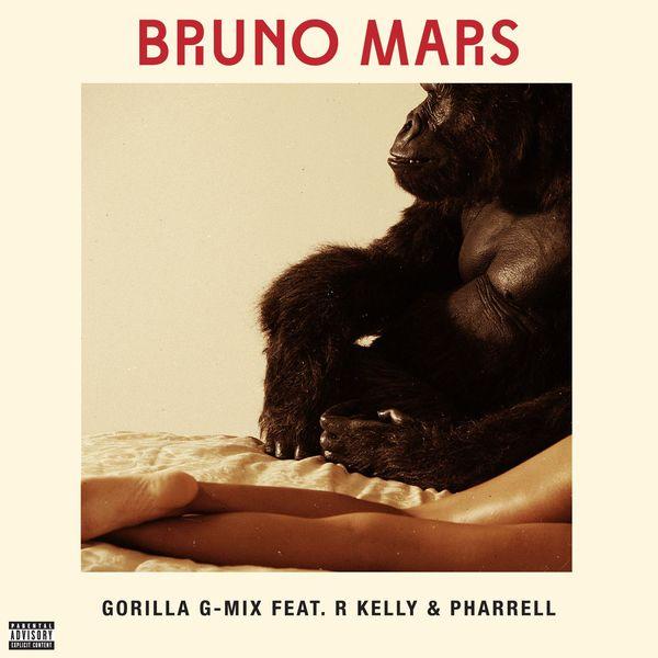 Bruno Mars|Gorilla (feat. R. Kelly And Pharrell)  (G-Mix)