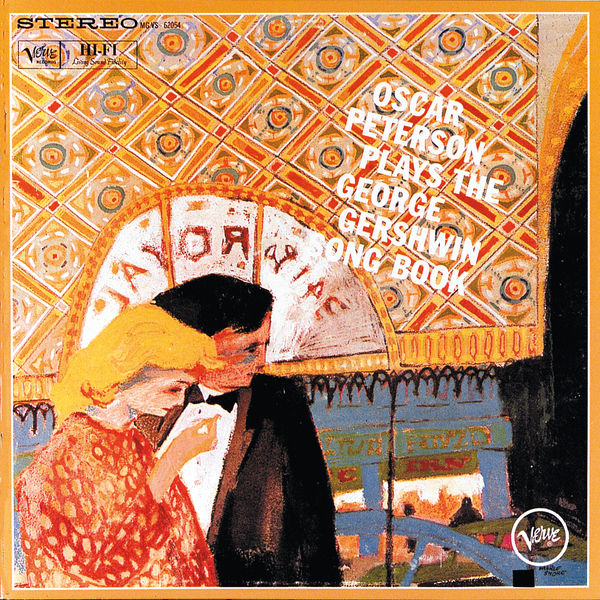 Oscar Peterson - Oscar Peterson Plays The George Gershwin Song Book
