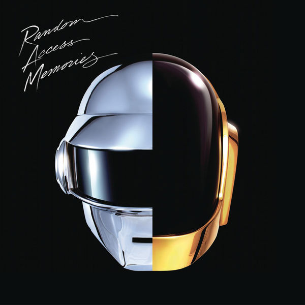 Daft Punk - Random Access Memories (Hi-Res Version)