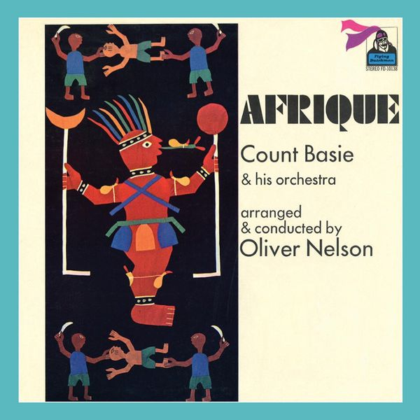 The Count Basie Orchestra - Afrique
