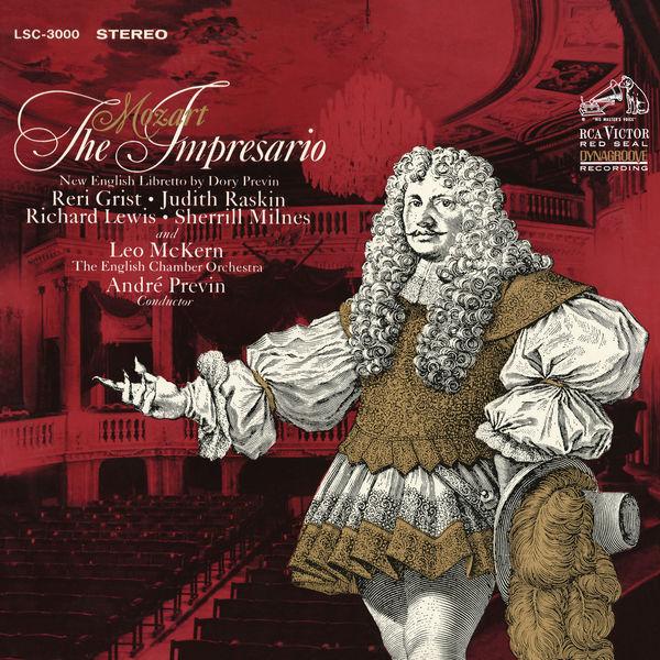 André Previn - Mozart: The Impresario, K. 486