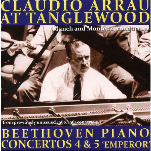 Claudio Arrau - Claudio Arrau plays Beethoven Piano Concertos
