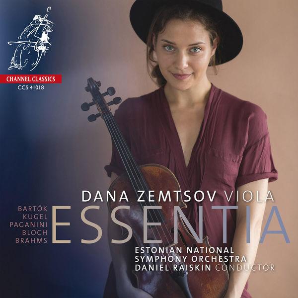 Dana Zemtsov - Essentia