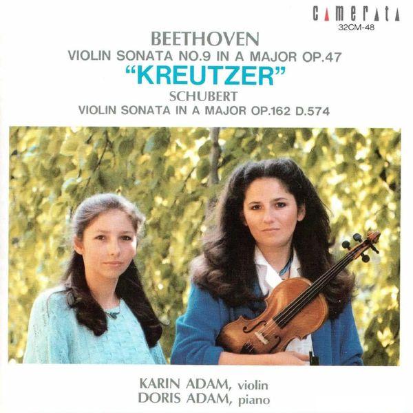 Karin Adam - Violin Sonatas