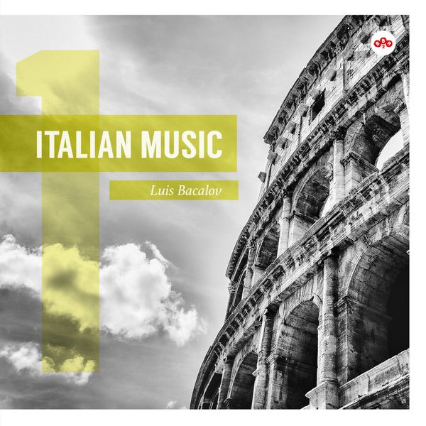 Italian music vol 1 luis bacalov luis bacalov for Italian house music
