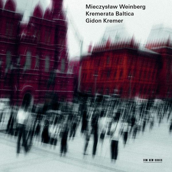Gidon Kremer - Weinberg : Violin Sonatas, Concertino, Symphony no.10...