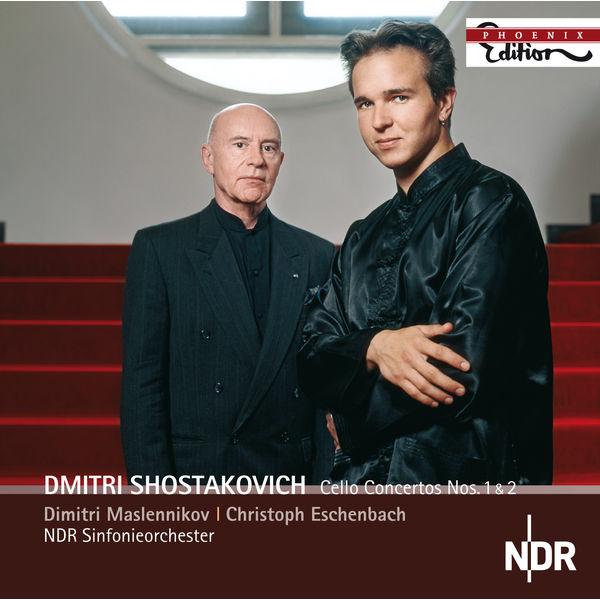 Dimitri Maslennikov - Shostakovich, D.: Cello Concerto Nos. 1 and 2