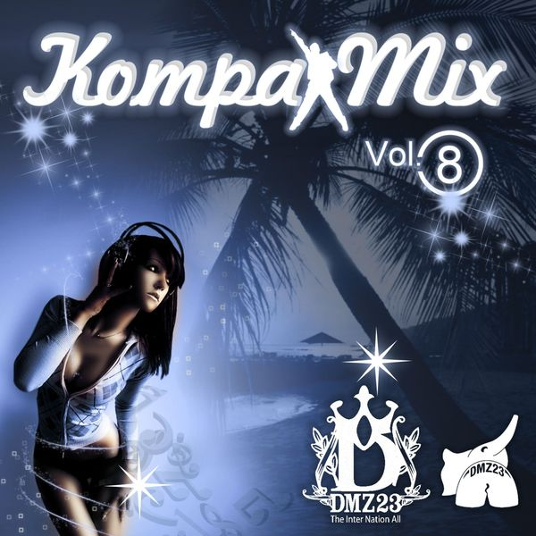 Various Artists - Kompa Mix, Vol. 8