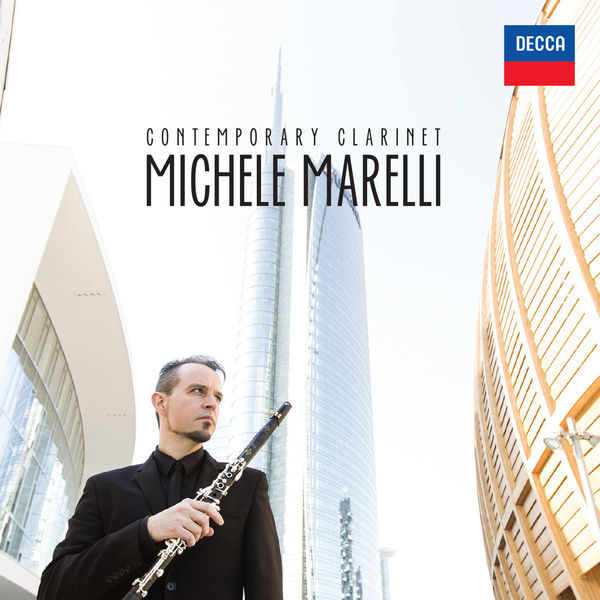 Michele Marelli - Contemporary Clarinet