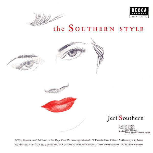 Jeri Southern - The Southern Style