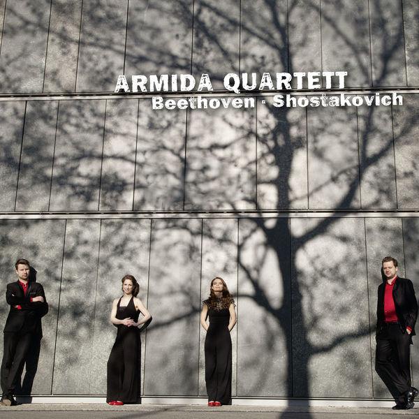 Armida Quartett - Beethoven . Shostakovich