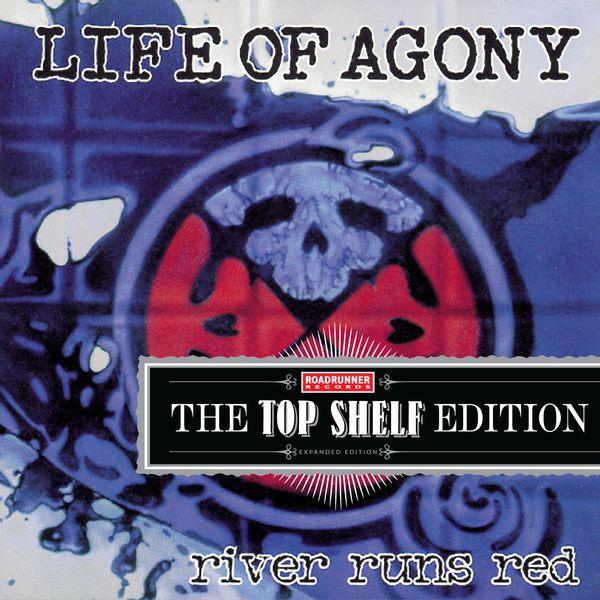 Life Of Agony - River Runs Red [Top Shelf Edition]