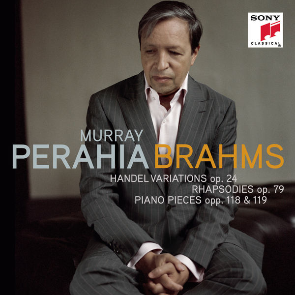 Murray Perahia - Brahms: Piano Works, Opp. 24, 79, 118 & 119 (Original Edition)