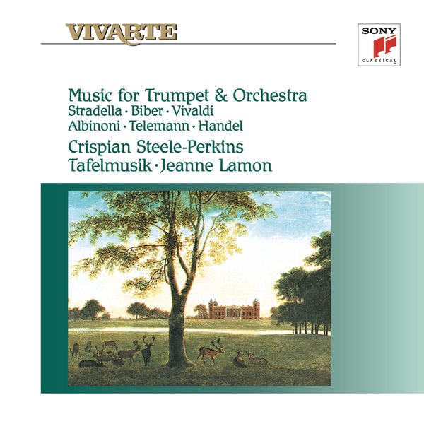Tafelmusik - Music for Trumpet and Orchestra