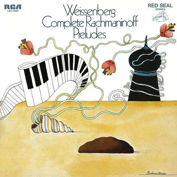 Alexis Weissenberg - Weissenberg Plays Complete Rachmaninoff Preludes