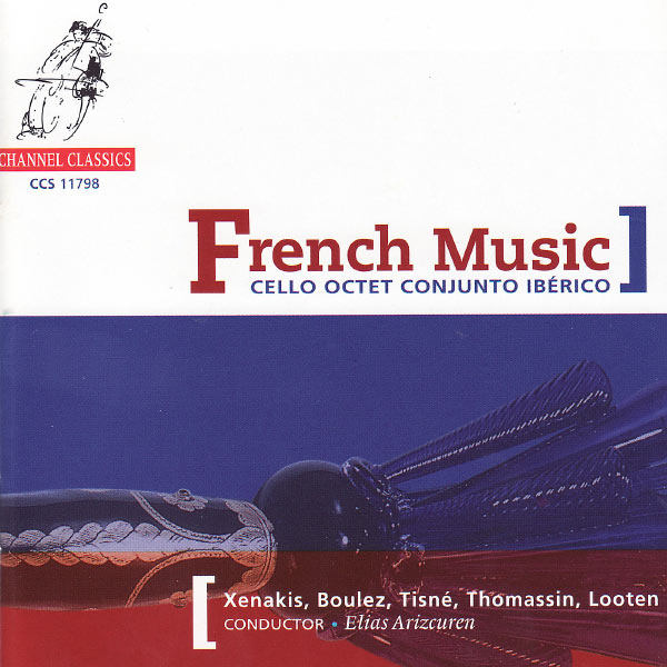 Cello Octet Conjunto Iberico French Music (Cello Octet Conjunto Ibérico)