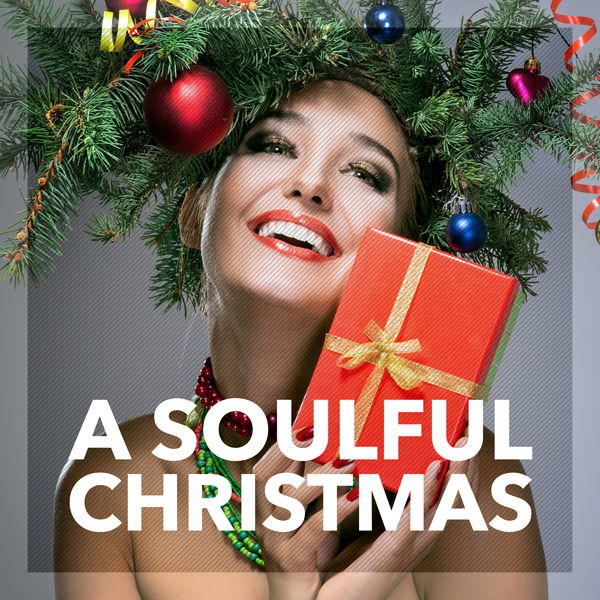 various artists a soulful christmas