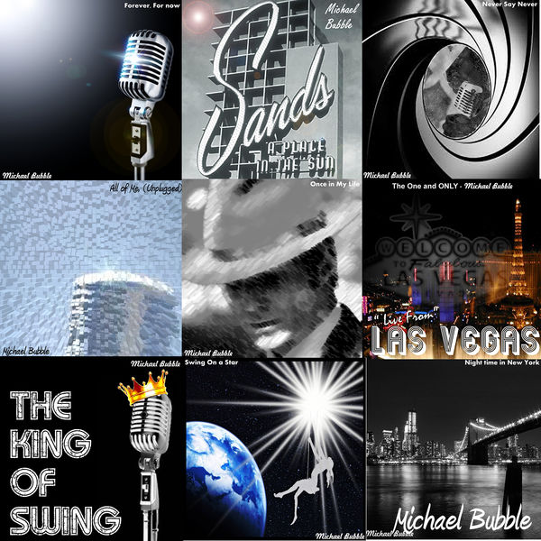 Michael Bubble - The Complete Swing Collection