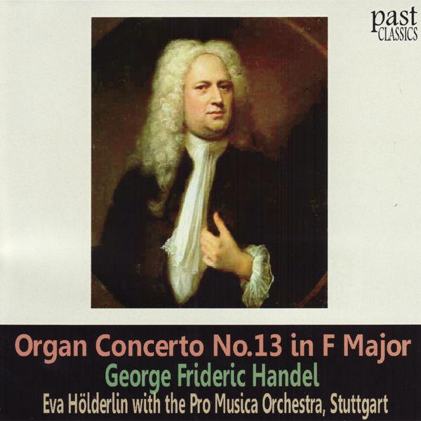 """Eva Holderlin - Handel: Organ Concerto No. 13 in F Major """"Cuckoo and Nightingale"""""""