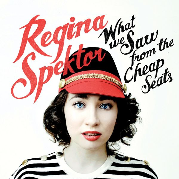 Regina Spektor - What We Saw From The Cheap Seats (Édition Studio Masters)