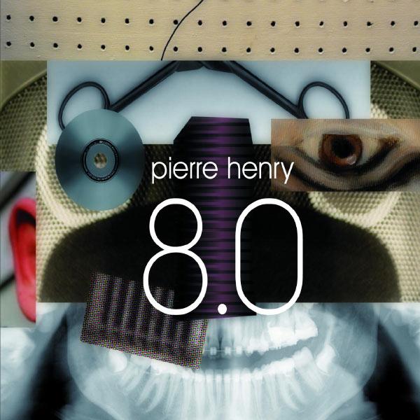 Pierre Henry - Coffret Pierre Henry 8.0