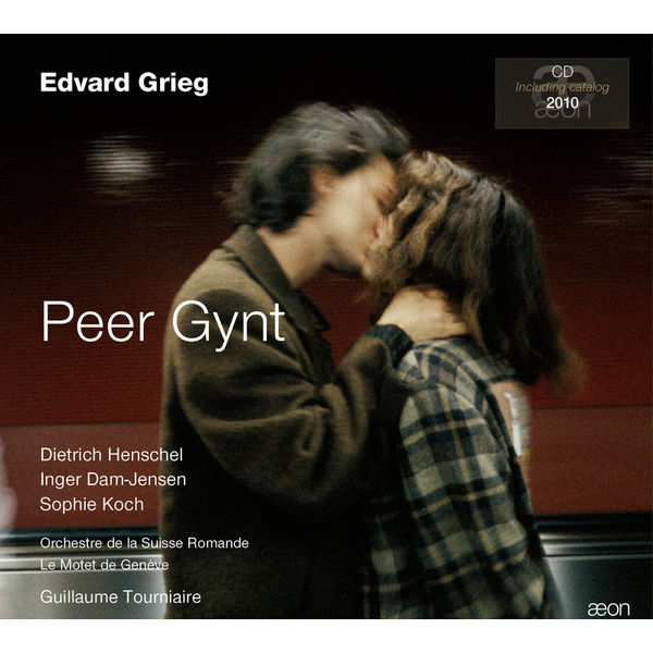 Sophie Koch - Grieg: Peer Gynt (Music with Orchestra)
