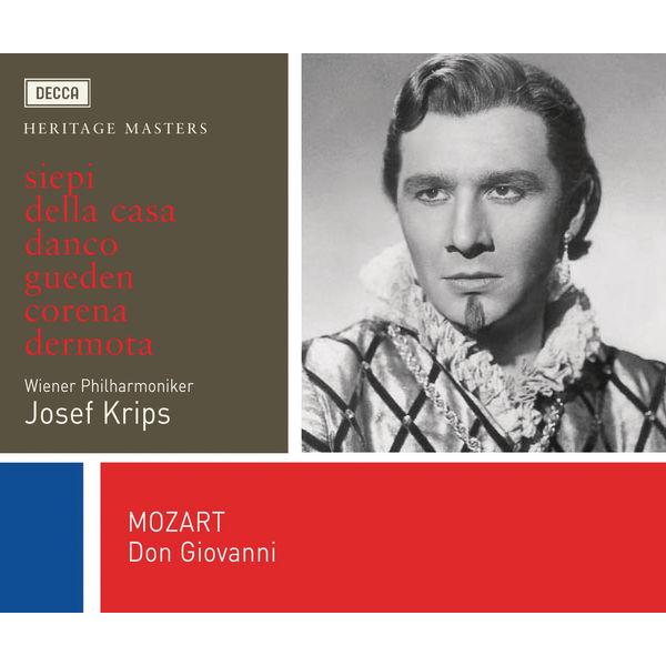 Suzanne Danco - Mozart: Don Giovanni