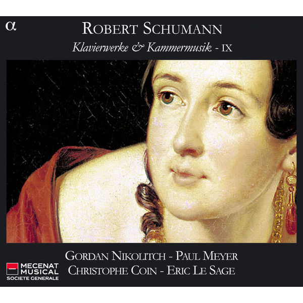 Christophe Coin - Klavierwerke & Kammermusik - IX