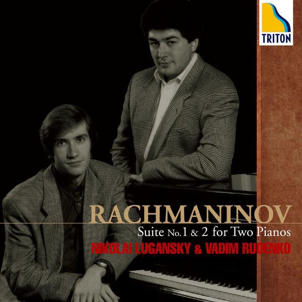 Nikolai Lugansky - Rachmaninov: Suite No. 1 & 2 for Two Pianos