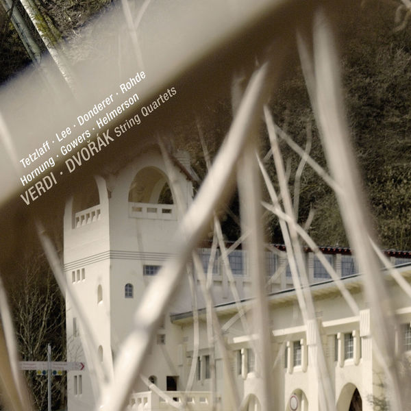 Christian Tetzlaff - Verdi & Dvořák: String quartets